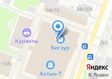 Компания «АвтоМанн» на карте