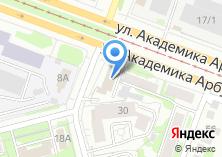 Компания «Отдел Военного комиссариата Республики Татарстан по Советскому району» на карте