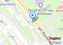 Компания «Лё Милаш» на карте