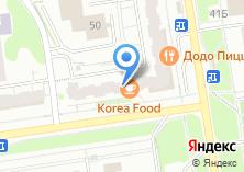 Компания «Сушилар служба доставки суши роллов» на карте