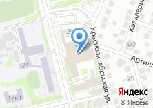 Компания «Инспекция в Республике Татарстан» на карте