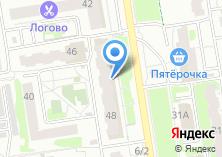 Компания «TAMAM» на карте