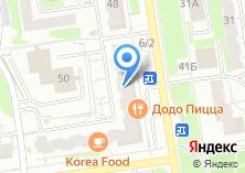 Компания «*эвакуация авто*» на карте