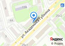 Компания «Дом студента КФУ» на карте