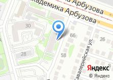 Компания «Бетар-Казань» на карте