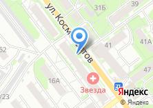 Компания «JoyPark» на карте