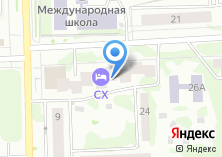 Компания «Профи-грузчики» на карте