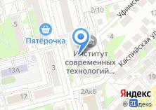 Компания «Джилекс-Казань» на карте