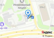 Компания «ПК МедТех» на карте
