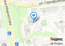 Компания «Продуктовый магазин на Хусаина Мавлютова» на карте