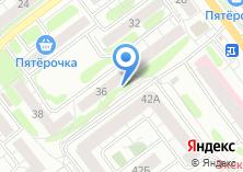 Компания «Космонавтов 36» на карте