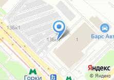 Компания «Советский-3» на карте