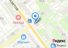 Компания «Киоск по продаже цветов» на карте