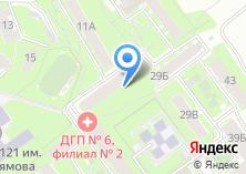 Компания «КОЯШКАЙ» на карте
