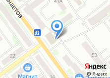 Компания «Магазин бижутерии на ул. Космонавтов» на карте
