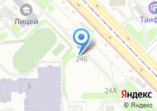 Компания «Шиномонтажная мастерская на ул. Рихарда Зорге» на карте