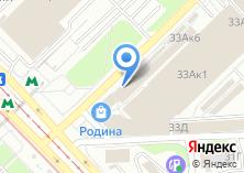 Компания «Савой» на карте