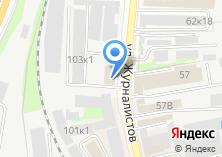 Компания «Отопительная техника» на карте