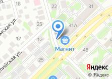 Компания «Мастерская по ремонту обуви на Каспийской» на карте
