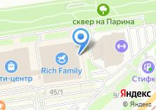 Компания «ТатВыкуп» на карте