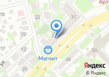 Компания «Атум» на карте