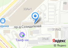 Компания «АртэК» на карте