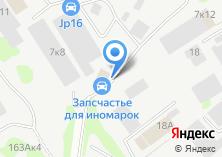 Компания «Myzoostore.ru» на карте