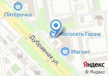 Компания «Антал» на карте