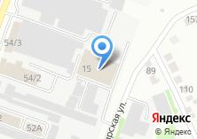 Компания «МегаТранс Сервис» на карте