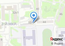 Компания «Транс контакт» на карте