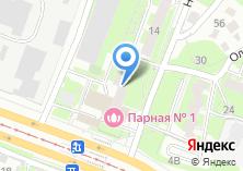 Компания «Абриз» на карте