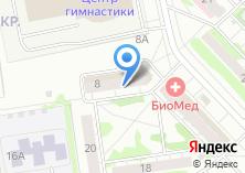 Компания «Аммотрейдинг» на карте