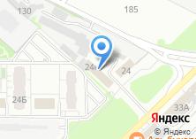 Компания «ТатКолор» на карте
