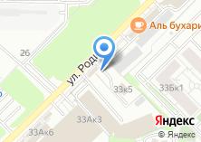 Компания «АРС-ПРОФИЛЬ» на карте