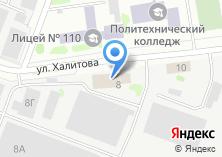 Компания «Наш партнер» на карте