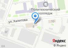 Компания «ИдельМаш» на карте