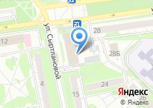 Компания «Роскомнадзор Управление Федеральной службы по надзору в сфере связи» на карте