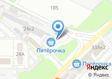 Компания «Татбурсервис» на карте