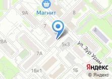 Компания «Алтын Йорт» на карте