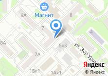 Компания «Инсайт» на карте
