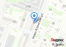 Компания «Салюта» на карте