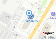 Компания «АКВ plus» на карте