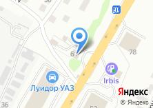 Компания «Vietnam» на карте