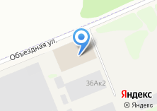 Компания «Хим Быт Сервис» на карте