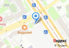 Компания «Сафар+» на карте