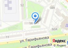 Компания «Спартак-20» на карте