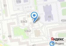 Компания «Дубравная-53» на карте