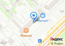 Компания «Компания по заказу автобусов» на карте