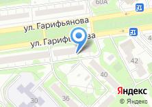 Компания «Орленок» на карте