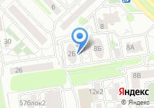 Компания «КамаНефтеТрейд» на карте